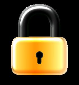 protected-padlock